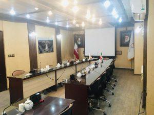 محیط کار همتا -اتاق جلسات