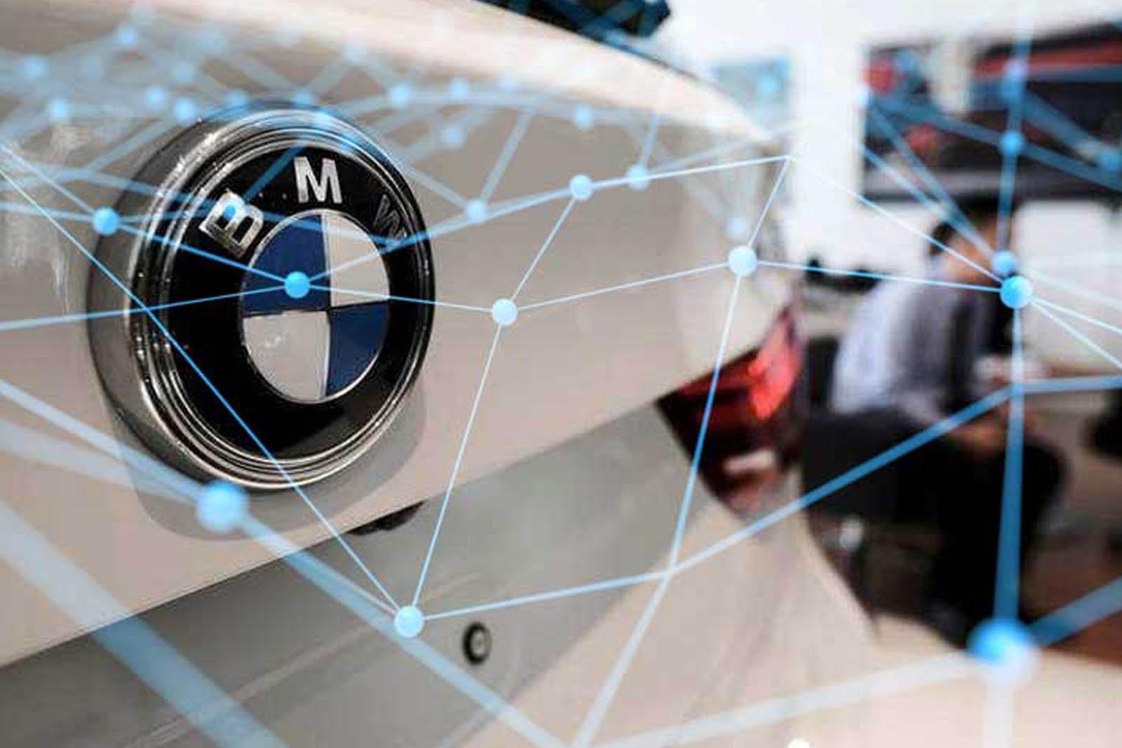 BMW از تکنولوژی بلاکچین استفاده خواهد کرد