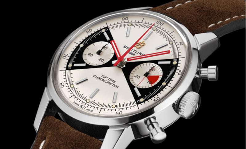 اضافه شدن ساعتهای لوکس بریتلینگ (Breitling) به بلاکچین