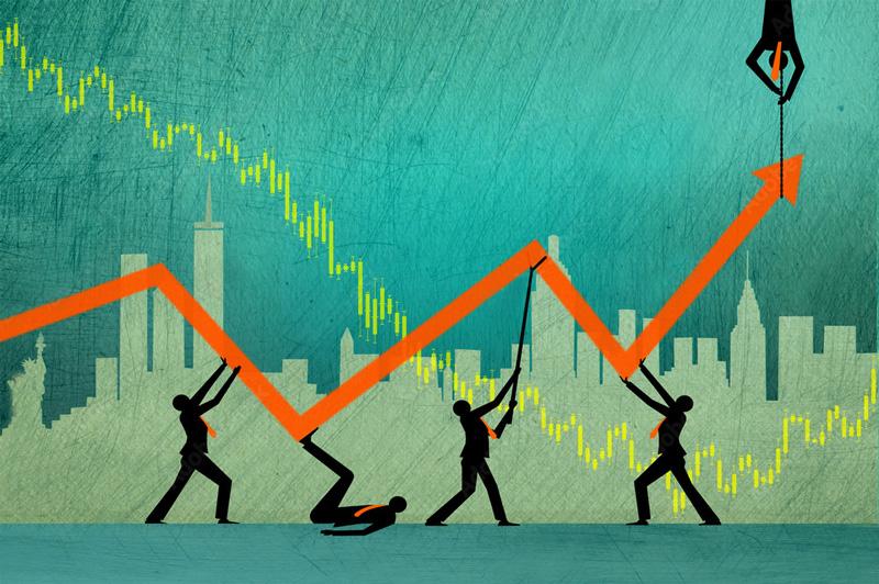 تحلیل قیمت بیت کوین: چه عواملی باعث اصلاح قیمت بیتکوین شد   همتاپی
