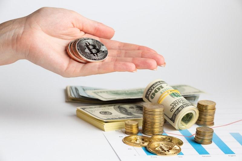 چقدر از پرتفوی (سبد سرمایه گذاری) خود را باید به خرید بیت کوین اختصاص داد؟ | همتاپی