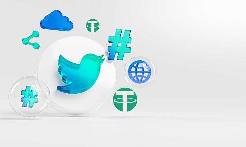 ارز دیجیتال تتر ایموجی مخصوص خود را در توییتر دارد | همتاپی
