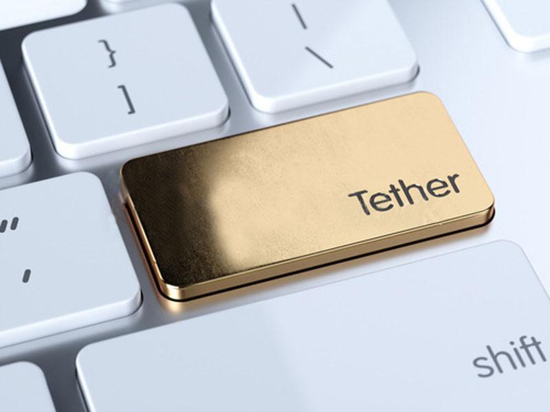 ارزش بازار تتر (Tether) برای اولین بار رقم 12 میلیارد دلار را شکست
