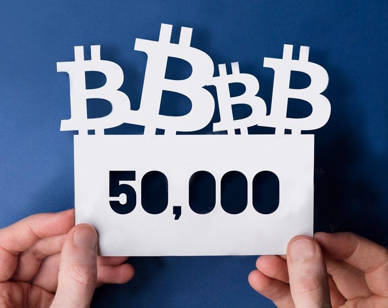 تجزیه و تحلیل بیتکوین: قیمت بیت کوین از 50 هزار دلار فراتر رفت | همتاپی