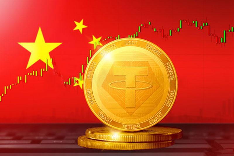 تتر هماکنون کنترل بازار بزرگ کشورهای آسیایی و چینی را در اختیار دارد | همتاپی