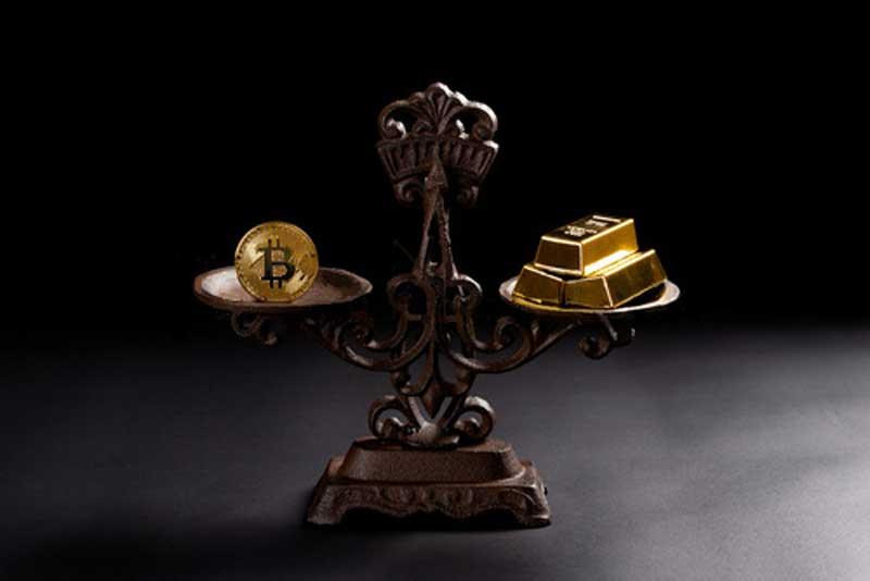 بیت کوین یک میلیون بار بهتر از طلا است