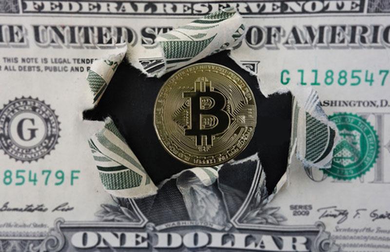 بیت کوین جایگزین دلار آمریکا و ارز معتبر و مورد قبول مردم میشود | همتاپی