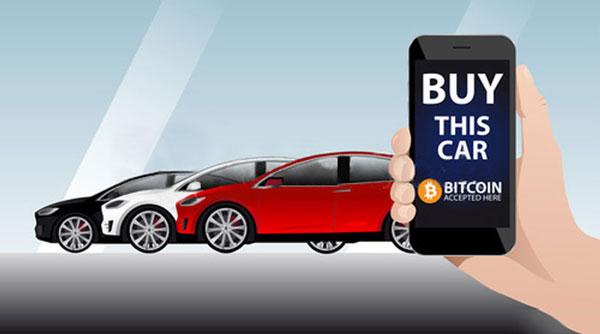 خرید ماشینهای لوکس و جتهای شخصی با بیتکوین | همتاپی