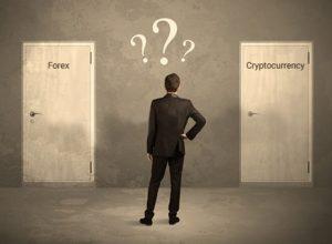 بازار رمزارزها چه تفاوتی با بازار فارکس (Forex) دارند؟ | همتاپی