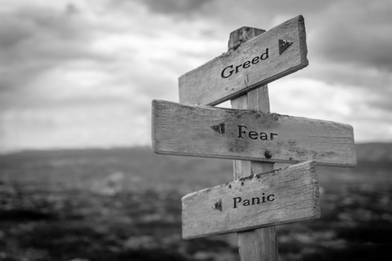 شاخص ترس و طمع چیست و چه کاربردی در بازار ارزهای دیجیتال دارد؟ | همتاپی