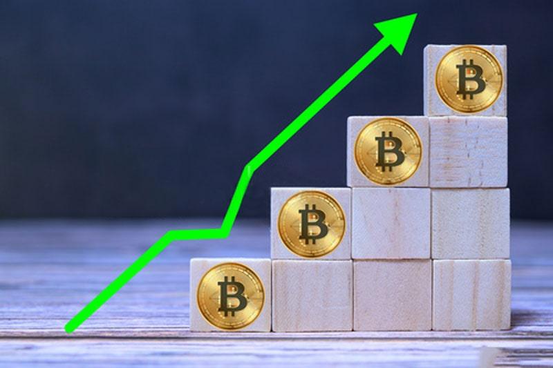 پیش بینی روند صعودی بیت کوین با 2 معیار روی زنجیره   همتاپی