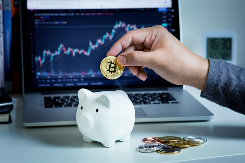 سه چهارم سرمایهگذاران ارزهای دیجیتال در سود هستند | همتاپی