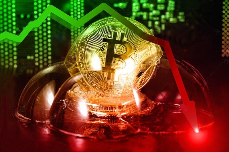تحلیل بازار ارزهای دیجیتال: آیا بازار کریپتو در یک حباب قرار دارد؟   همتاپی